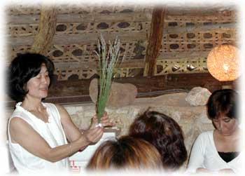 ジャパンハーブソサエティのハーブ講座