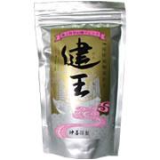 サライで健王茶が紹介されました